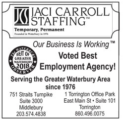 Jaci Carroll Staffing