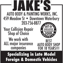 Jake's Auto Body & Painting Works, Inc
